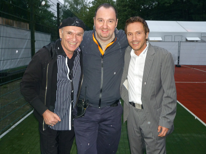 Mario & Peter Sebastian & Matthias Carras II