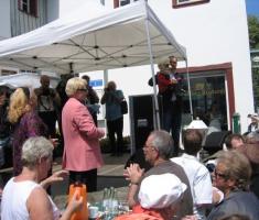 Foto 15 Jahre Heino Rathauscafe 3